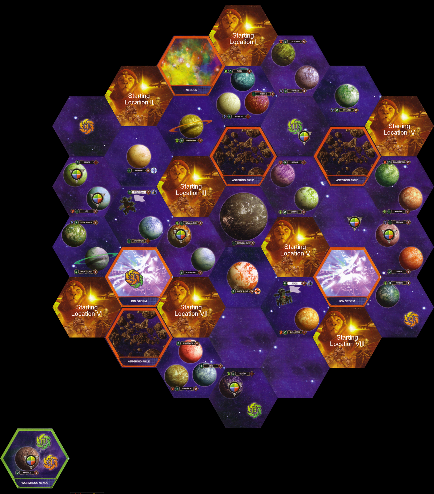 I Am Also Aware Of The Pre Made Maps On The Shattered Ascension Website For 8 Players Like Redshift And Prophecy